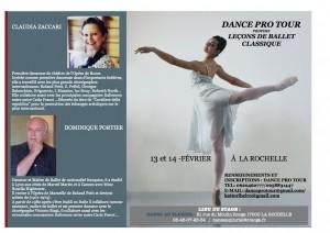 stage classique dance pro tour